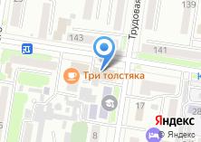 Компания «Млада» на карте