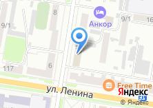 Компания «Узбекская кухня» на карте