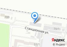 Компания «Мой город транспортная компания» на карте