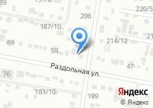 Компания «Азимут Партнёр» на карте