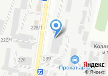Компания «Строительная компания №1» на карте