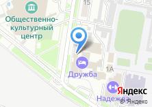 Компания «Элмос-ДВ» на карте