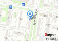 Компания «КБ Восточный экспресс банк» на карте