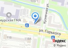 Компания «Тakara суши» на карте