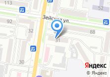 Компания «ДВ Меха Тур» на карте