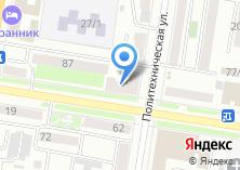Компания «№1 бпк общежитие» на карте