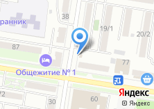 Компания «Орхидея» на карте