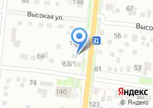 Компания «14 регион» на карте
