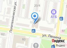Компания «Кошки» на карте