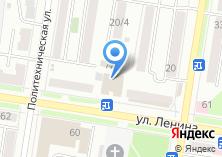 Компания «Monroe» на карте