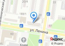 Компания «Башмачная мастерская» на карте