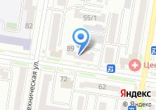 Компания «Выбражуля» на карте