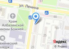 Компания «Бизнес-справка» на карте