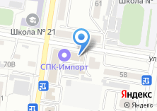 Компания «Ключик» на карте