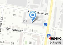 Компания «Интерьер Комплект» на карте