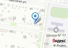 Компания «Мастерская камня» на карте