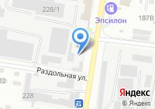 Компания «Салюты Амура» на карте