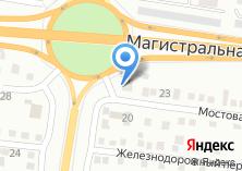Компания «Автосервис на Мостовой» на карте