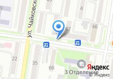 Компания «Валерия» на карте