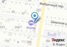 Компания «ТехАс» на карте