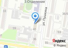 Компания «АгроМашины» на карте