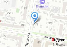 Компания «Малёк» на карте