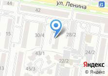 Компания «Факел» на карте