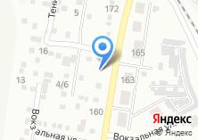 Компания «БлагМото» на карте