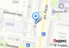 Компания «СТЭП» на карте