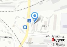 Компания «Хайвэй» на карте