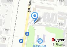 Компания «Таба» на карте