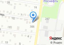 Компания «Северный» на карте