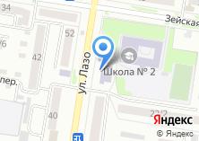 Компания «Центр здоровья» на карте