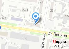 Компания «Тяпница» на карте