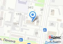 Компания «Консультационный центр по защите прав потребителей» на карте