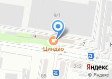 Компания «Ёкки» на карте