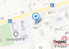 Компания «Военный комиссариат Приморского края по Надеждинскому району» на карте