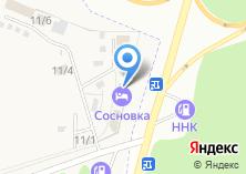 Компания «Сосновка 13 км» на карте