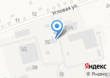 Компания «Венец» на карте