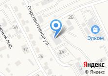 Компания «Элком-ДВ» на карте