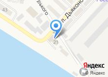 Компания «Анивский залив» на карте