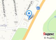 Компания «Авто Маг» на карте