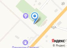Компания «ДЮСШ с. Троицкое» на карте