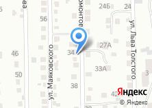 Компания «Автозапчасти 483» на карте
