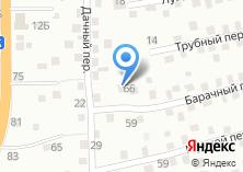 Компания «DELUXАВТО» на карте