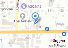 Компания «Армен и Я» на карте