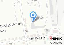 Компания «ZANINI» на карте