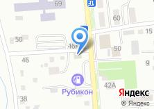 Компания «АВТО ПАССАЖ» на карте