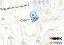 Компания «Сервис Продукт» на карте