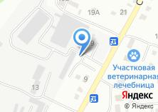 Компания «ЮГ-1» на карте